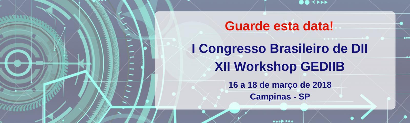 I Congresso Brasileiro de DII