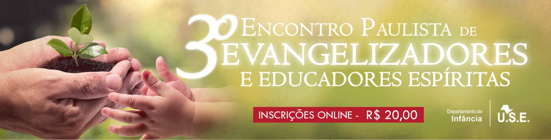 3º Encontro Paulista de Evangelizadores