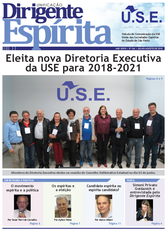Edição de Julho e Agosto de 2018